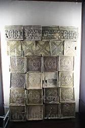 Колекція стародавніх кахлів