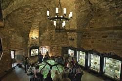 Острозький краєзнавчий музей. Підземна зала