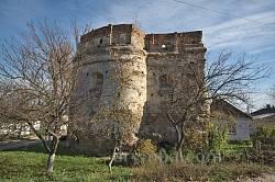 Татарська брама у Острозі
