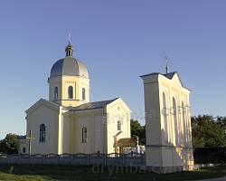 Святомиколаївська церква, село Бужок, Золочівського р-ну