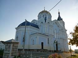 Церква Воскресіння Христового у Острозі