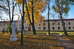 Острозька академія. Парк