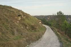 Дорога-серпантин до замку