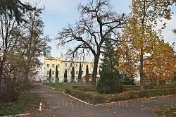 Білокриниця. Садибний парк Олександра Вороніна