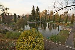Парк садиби графа Вороніна