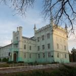 Садиба та палац Олександра Вороніна (с.Білокриниця, Тернопільська обл.)