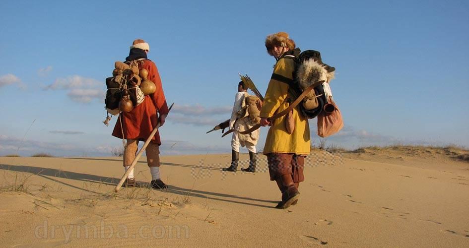 Воїни у пустелі