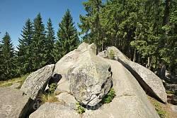 Чудернацької форми камені
