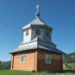 Дзвіниця церкви Вознесіння Господнього у Буковці