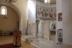 Вид на святилище