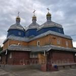 Церковь св.Архистратига Михаила (с.Нижнев, Ивано-Франковская обл.)