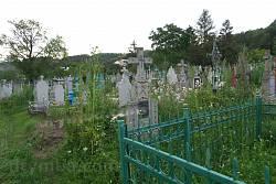 Нижнев. Украинское кладбище