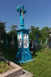 Могила Марії Делятинської