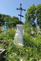 Старинный металлический крест
