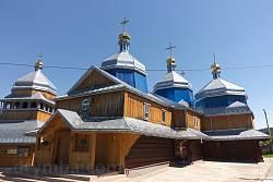 Церква св. Михаїла у Нижневі