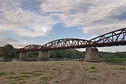 Автомобильный мост в Нижневе