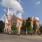 Костел св.Мартина у Мукачевому