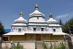 Церква Успіння Пресвятої Богородиці у Коропці