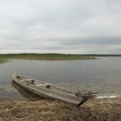 Озеро Пулемецкое (с.Пульмо, Волынская обл.)