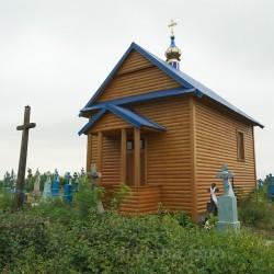 Каплиця св.Миколая (с.Пульмо, Волинська обл.)