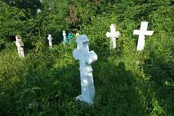 Старий цвинтар села Незвисько