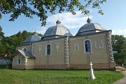 Вознесенська церква у Незвиську