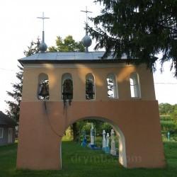 Надбрамна дзвіниця церкви св. Михаїла