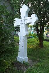 Село Лука. Старий цвинтар