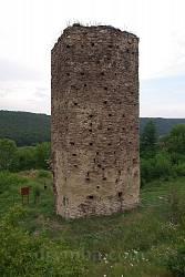 Замок Беневського у Раковці
