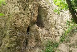 Печера біля Раковецького замку