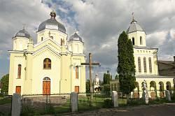 Комплекс церкви Успіння та дзвіниці