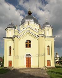 Олесько. Успенська церква