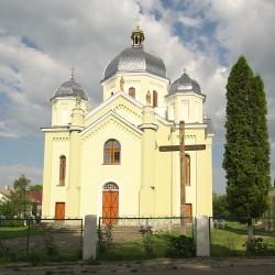 Церковь Успения Пресвятой Богородицы (п.г.т. Олеско, Львовская обл.)
