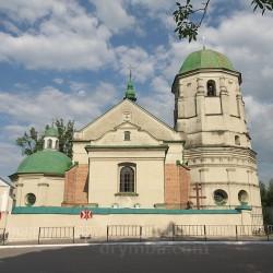 Костел Пресвятой Троицы (п.г.т. Олеско, Львовская обл.)