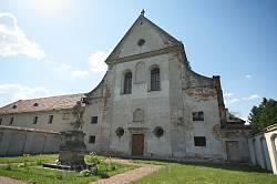 Монастир капуцинів та костел св. Антонія в Олесько