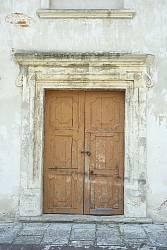 Портал костелу св.Антонія