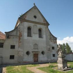 Монастир капуцинів та костел св. Антонія (с.м.т. Олесько, Львівська обл.)