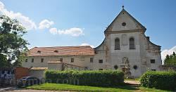 Олесько. Монастир та костел капуцинів
