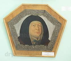 Натрунний портрет Анастасии Красовской