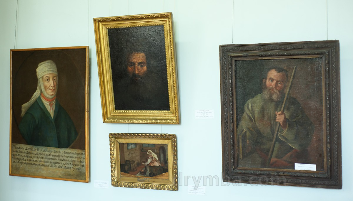 Светские портреты