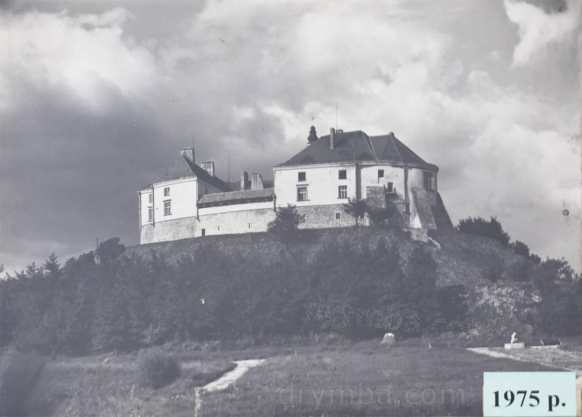 Олесский замок после реставрации, 1975 г.