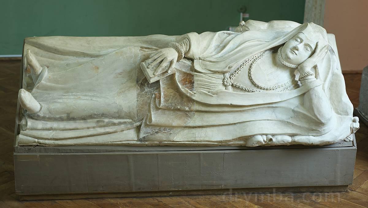 Надгробна скульптура Анни Сенявської (1574 р.)