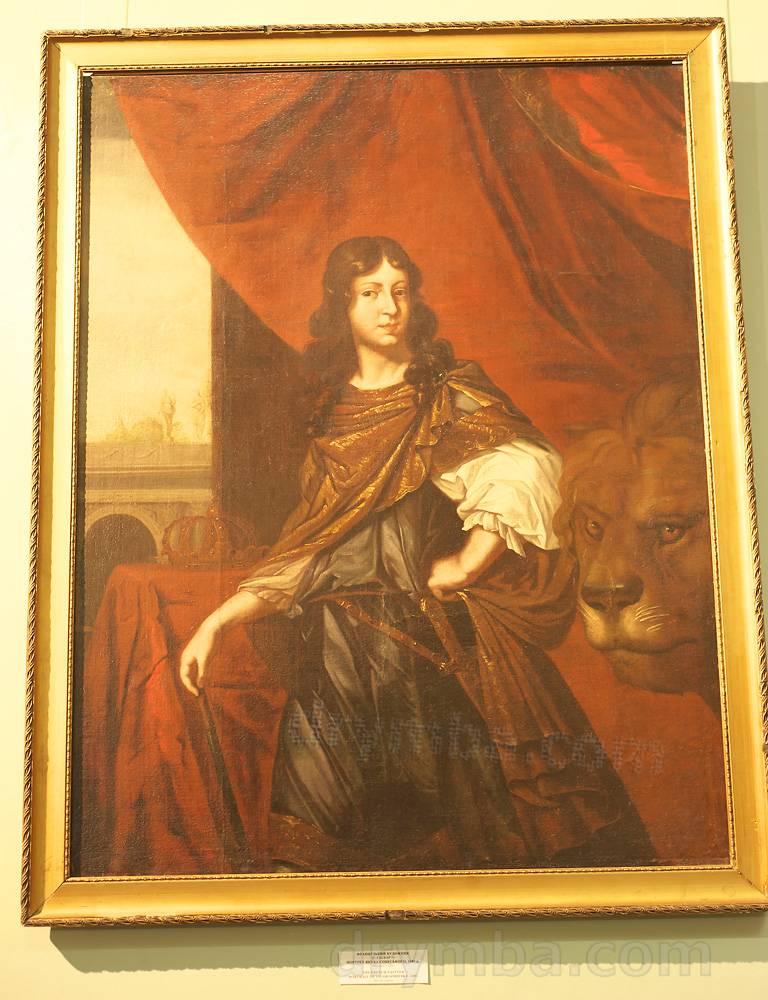 Портрет Якуба Собеского, 1681 г.