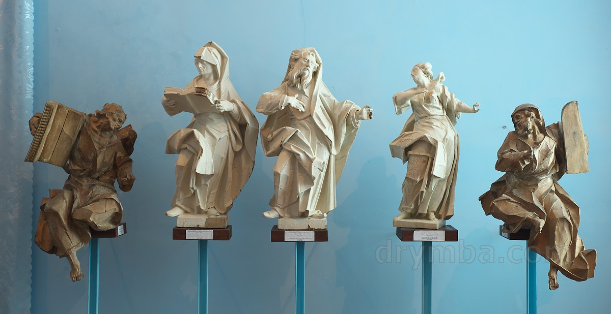 Собрание деревянной скульптуры львовской школы барокко