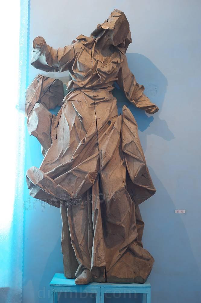 Фигура св. Анны из Городенки