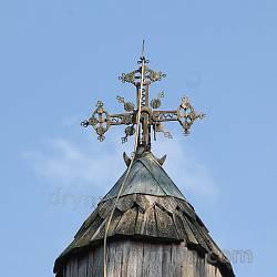 Хрест на дзвіниці