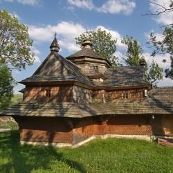 Церковь Вознесения Господня (поселок Ясиня, Закарпатская обл.)