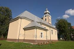 Костел святых апостолов Петра и Павла в Ясине