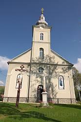 Покровская церковь. Фасад