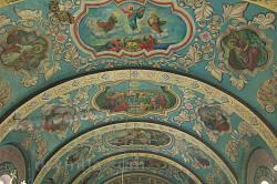 Розписи склепіння храму